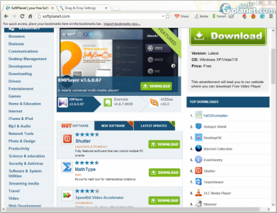 Torch Browser Screenshot2