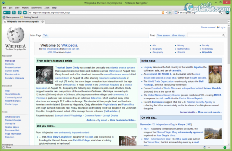 Netscape Navigator Screenshot2