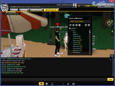 IMVU Screenshot5
