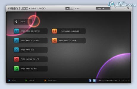 Free Studio Screenshot3