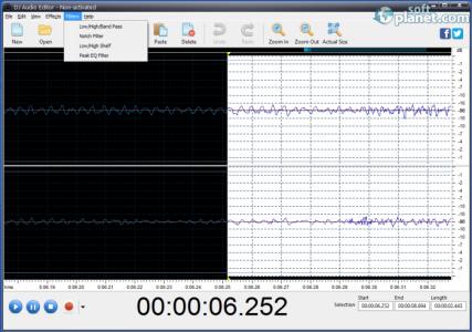 DJ Audio Editor Screenshot5
