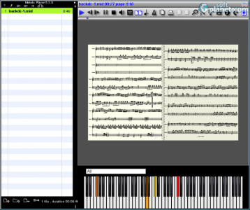 Melody Player Screenshot4