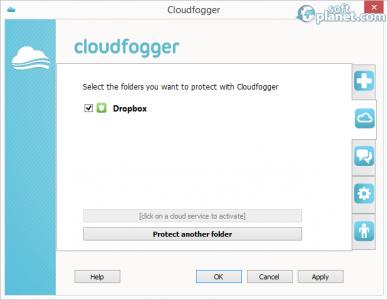 Cloudfogger Screenshot2