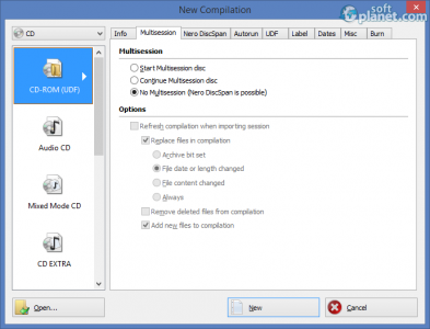 Nero Burning ROM Screenshot2