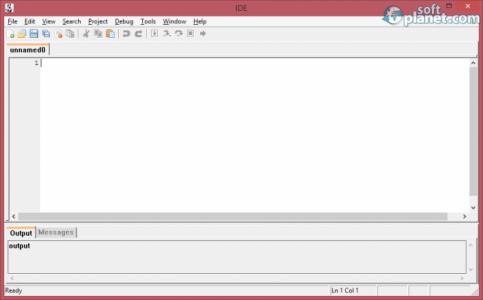 ELENA Integrated Development Environment Screenshot2