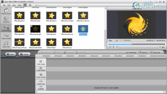 Aura Video Editor Screenshot3