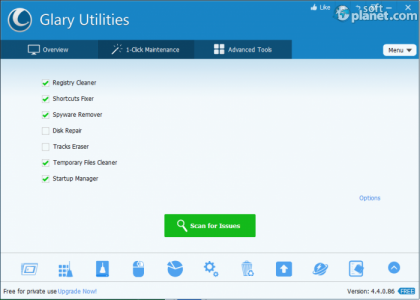 Glary Utilities Screenshot2