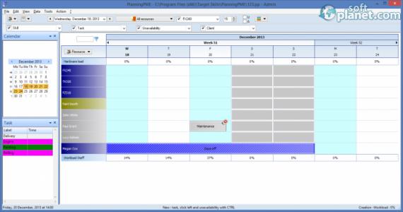 PlanningPME Screenshot5
