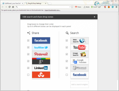 Torch Browser Screenshot3