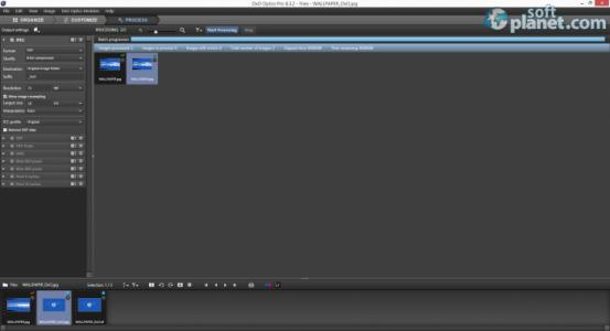 DxO Optics Pro Screenshot3