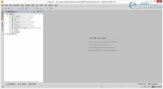 JetBrains MPS Screenshot3