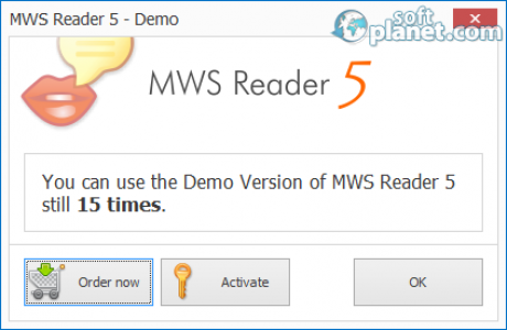 MWS Reader Screenshot4