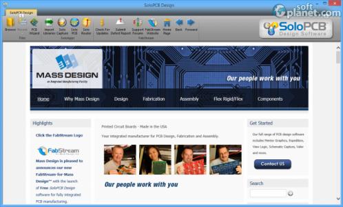 SoloPCB Design Screenshot5