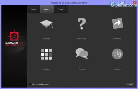 Allegorithmic Substance Designer Screenshot3