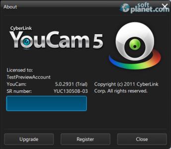 CyberLink YouCam Screenshot2