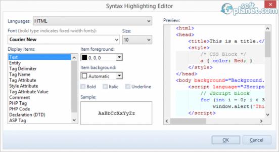 Mirabyte Web Architect Screenshot4