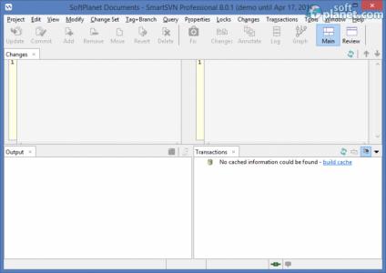SmartSVN Screenshot2