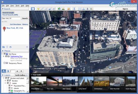 Google Earth Pro Screenshot3