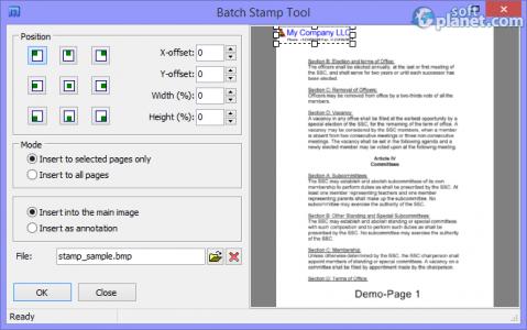 Multi-Page TIFF Editor Screenshot4