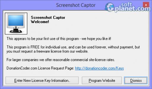 Screenshot Captor Screenshot5
