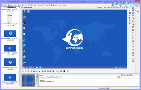 Screenshot Captor Screenshot2