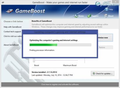 GameBoost Screenshot2