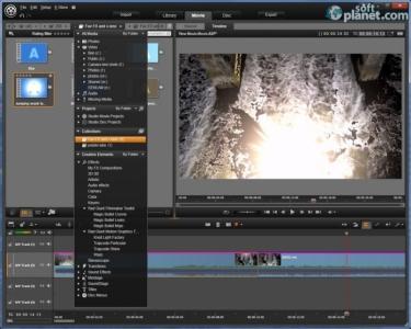 Pinnacle Studio Screenshot2