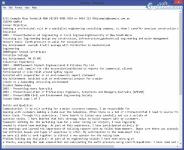 GIRDAC PDF to Word Converter Screenshot2