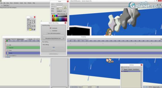 Anime Studio Pro Screenshot2