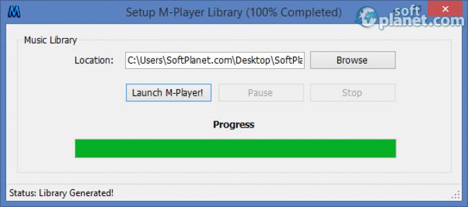 M-Player Screenshot5