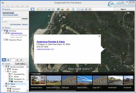 Google Earth Pro Screenshot2