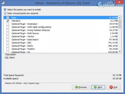 SQuirrel SQL Client Screenshot2