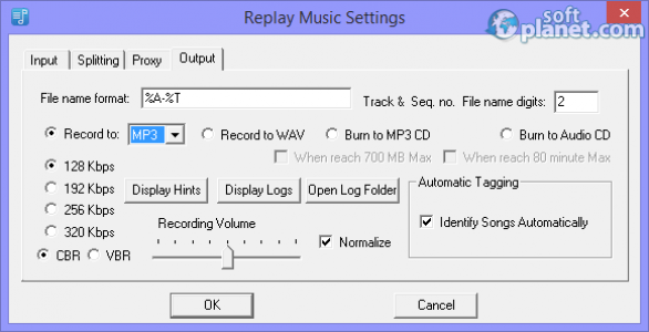 Replay Music Screenshot4