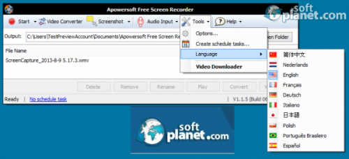 Apowersoft Free Screen Recorder Screenshot3