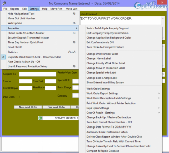 Service Master Screenshot4
