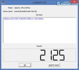 LuxMark Screenshot4