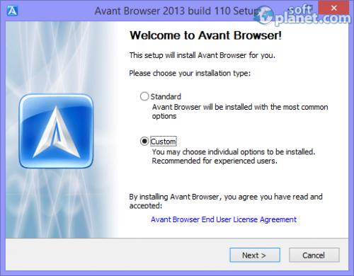 Avant Browser Screenshot3