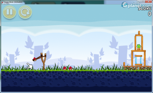Angry Birds Screenshot3