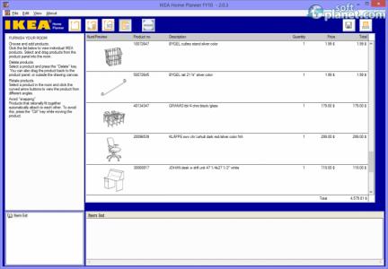 IKEA Home Planner Screenshot3