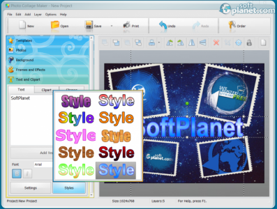 Photo Collage Maker Screenshot5
