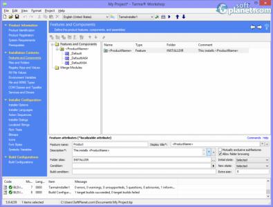 Tarma Installer Screenshot3