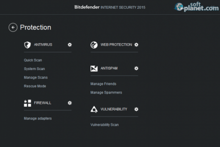 Bitdefender Internet Security Screenshot2