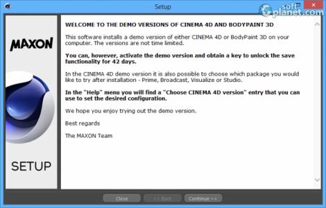 CINEMA 4D Screenshot5