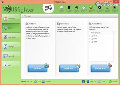 VIRUSfighter Screenshot3