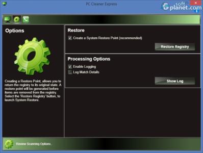 PC Cleaner Express Screenshot3