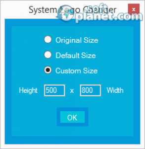 System Logo Changer Screenshot2