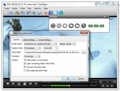 FooPlayer Screenshot3