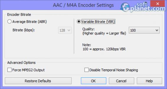 Switch Sound File Converter Screenshot3