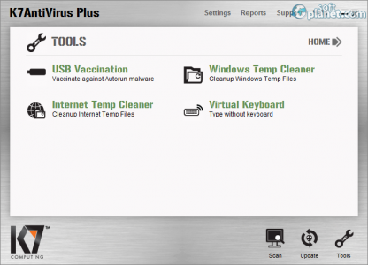 K7 Antivirus Plus Screenshot4