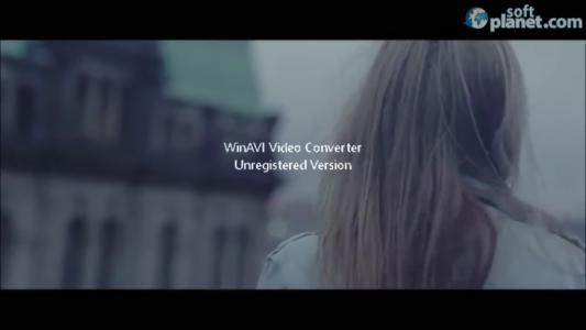 WinAVI Video Converter Screenshot5
